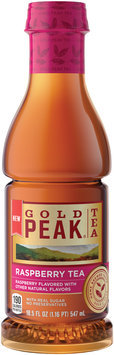 Gold Peak® Raspberry Tea 18.5 fl. oz. Plastic Bottle