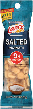 Lance® Salted Peanuts 1.375 oz. Bag
