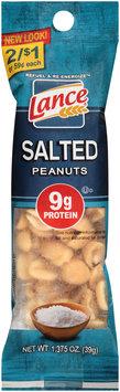 Lance® Salted Peanuts 1.375 oz. Bag