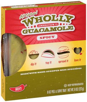 Wholly Guacamole® Spicy Guacamole