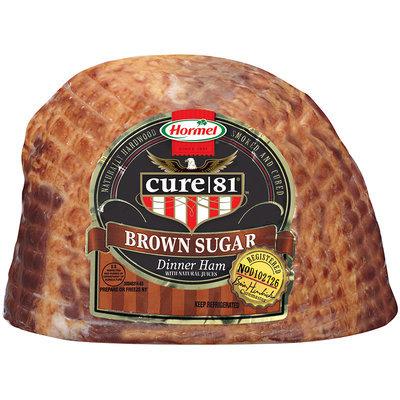 Hormel® Cure 81® Brown Sugar Dinner Ham 1/2