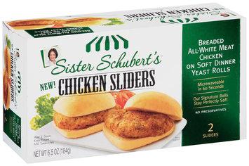 Sister Schubert's® Chicken Sliders 2 ct Box