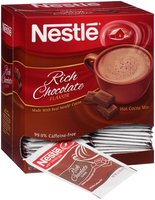 Nestlé® Rich Chocolate Hot Cocoa Mix 50-0.71 oz. Packets