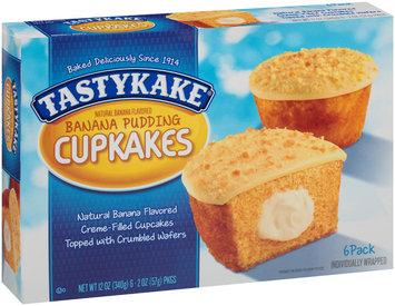 Tastykake® Banana Pudding Cupkakes 12 oz. Box