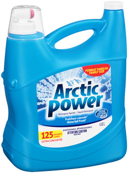 Arctic Power Waterfall Fresh® Liquid Detergent 4.43 L Jug