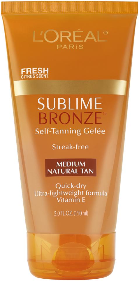 Sublime Bronze Medium Self-Tanning Gelee