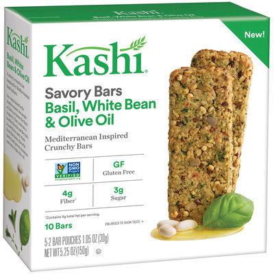 Kashi® Basil White Bean & Olive Oil Savory Bars