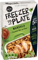 The Good Table™ Freezer to Plate Marsala Pasta & Sauce 10.2 oz. Box