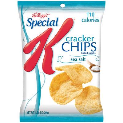 Special K® Kellogg's Sea Salt Cracker Chips