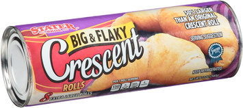 Stater Bros.® Big & Flaky Crescent Rolls 8 ct Can
