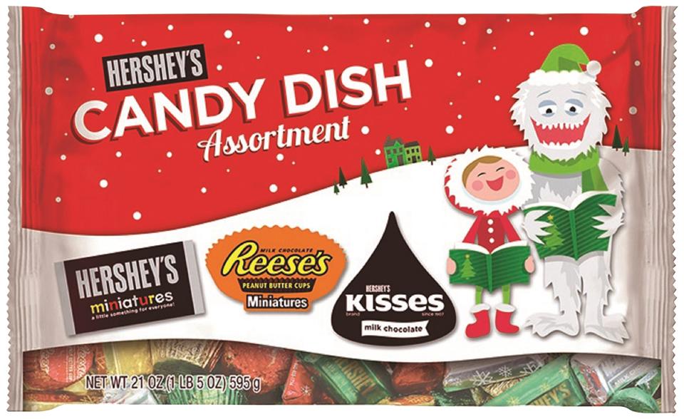 Hershey's Holiday Chocolate Assortment