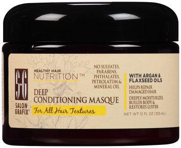 Salon Grafix® Healthy Hair Nutrition™ Deep Conditioning Masque for All Hair Textures 12 fl. oz. Jar