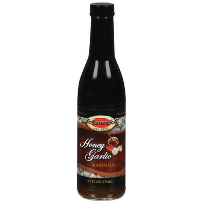 Schnucks Honey Garlic Marinade 12.7 Fl Oz Bottle