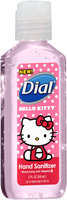 Dial® Hello Kitty Moisturizing Hand Sanitizer