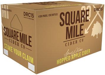 Square Mile Cider Co Spur & Vine Hopped Apple Cider 2