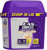 EAS® Complete Vanilla Protein Powder 2 lb Tub