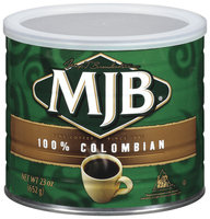 MJB 100% Colombian Coffee 23 Oz Can