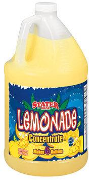 Stater Bros. Concentrate Lemonade 1 Gal Jug