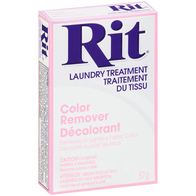 Rit® Color Remover Laundry Treatment 57g Box