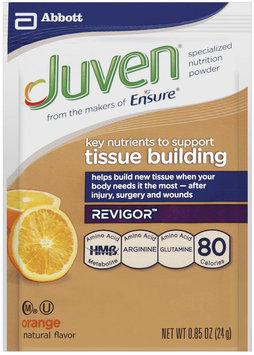 Juven Tissue Building Orange Specialized Nutrition Powder .85 Oz Packet