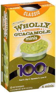 Wholly Guacamole® Classic Guacamole Minis
