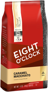 Eight O'Clock® Caramel Macchiato Ground Coffee 11 oz. Bag