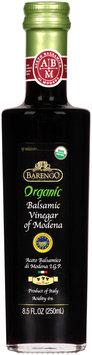 Barengo Organic Balsamic Vinegar of Modena 8.5 fl. oz. Bottle