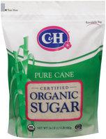 C&H Pure Can Certified Organic Sugar 24 oz Bag