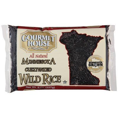 Gourmet House® Minnesota Cultivated Wild Rice 8 oz. Bag