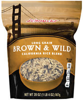 Schnucks® Long Grain Brown & Wild Rice California Rice Blend 20 oz Bag