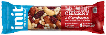Init™ Dark Chocolate Cherry & Cashews Nut & Fruit Bar