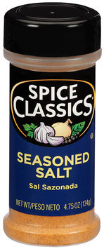 Spice Classics® Seasoned Salt 4.75 oz. Shaker