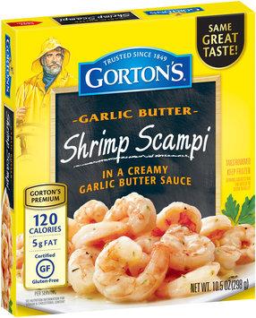 Gorton's® Garlic Butter Shrimp Scampi 10.5 oz. Box