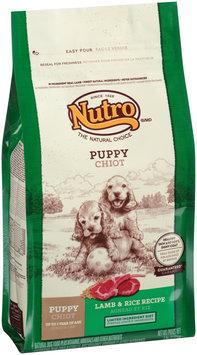 Nutro® Puppy Lamb & Rice Recipe Dog Food 5 lb. Bag