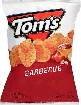 Tom's® Barbecue Potato Chips 9 oz. Bag