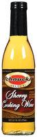 Schnucks Sherry Cooking Wine 12.7 Oz Bottle