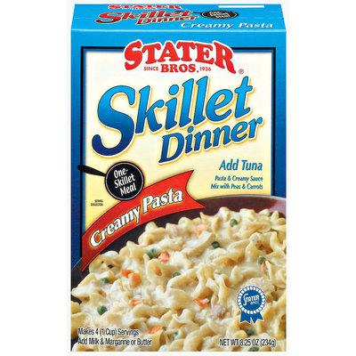 Stater Bros. Creamy Pasta Add Tuna Skillet Dinner 8.25 Oz Box