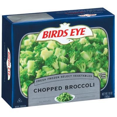 Birds Eye Chopped Broccoli 10 Oz Box