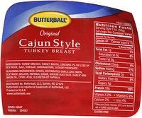 Butterball® Original Turkey Breast Cajun Style Bag