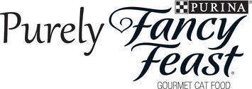 Purina Purely Fancy Feast Cat Food Logo