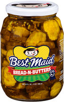Best Maid Bread-N-Butters Pickles