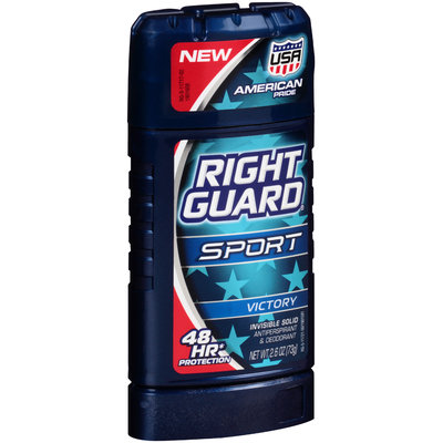 Right Guard® Sport Victory Invisible Solid Antiperspirant & Deodorant