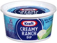 Kraft Creamy Ranch Dip 12 oz. Tub