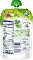 Gerber® Organic 2nd Foods® Pears, Blueberries, Apples & Avocado 3.5 oz. Pouch