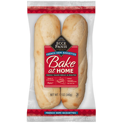 Ecce Panis® Bake at Home French Bread