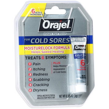 Orajel™ Instant Pain Relief for Cold Sores