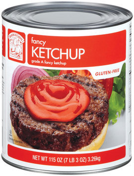 Bakers & Chefs Fancy Ketchup 115 Oz Can
