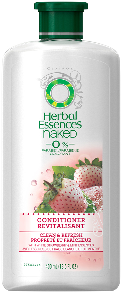 Clean & Refresh Herbal Essences Naked Clean and Refresh Conditioner 13.5 fl oz