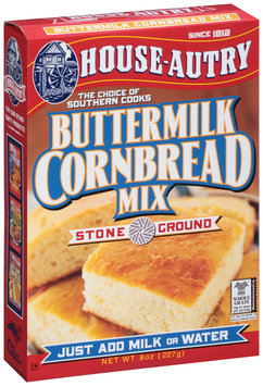 House-Autry Buttermilk Cornbread Mix 8 oz. Box