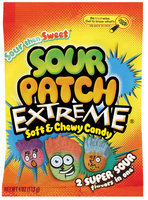 Sour Patch Extreme Soft & Chewy Candy